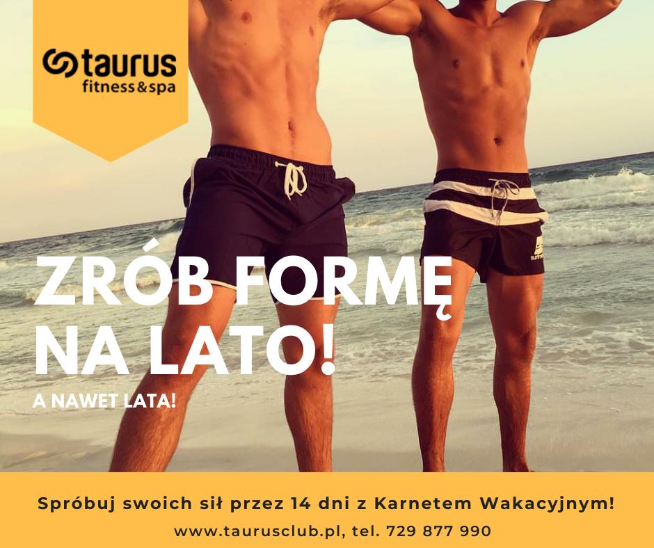 Zrób formę na lato!