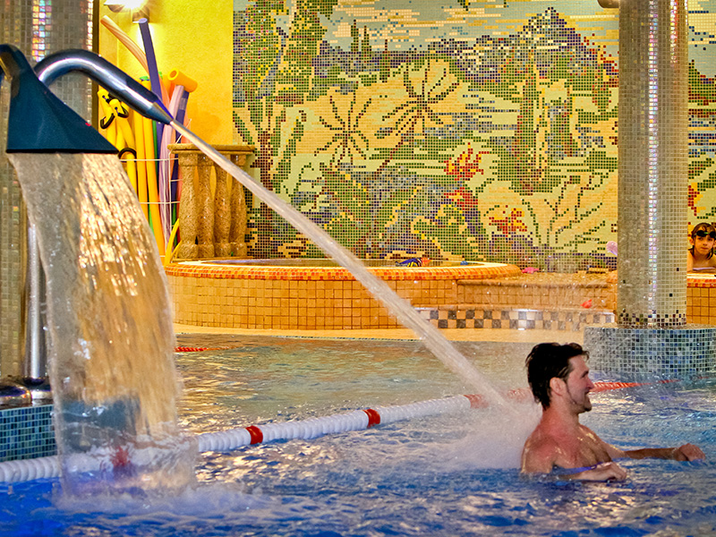 Atrakcje basenowe