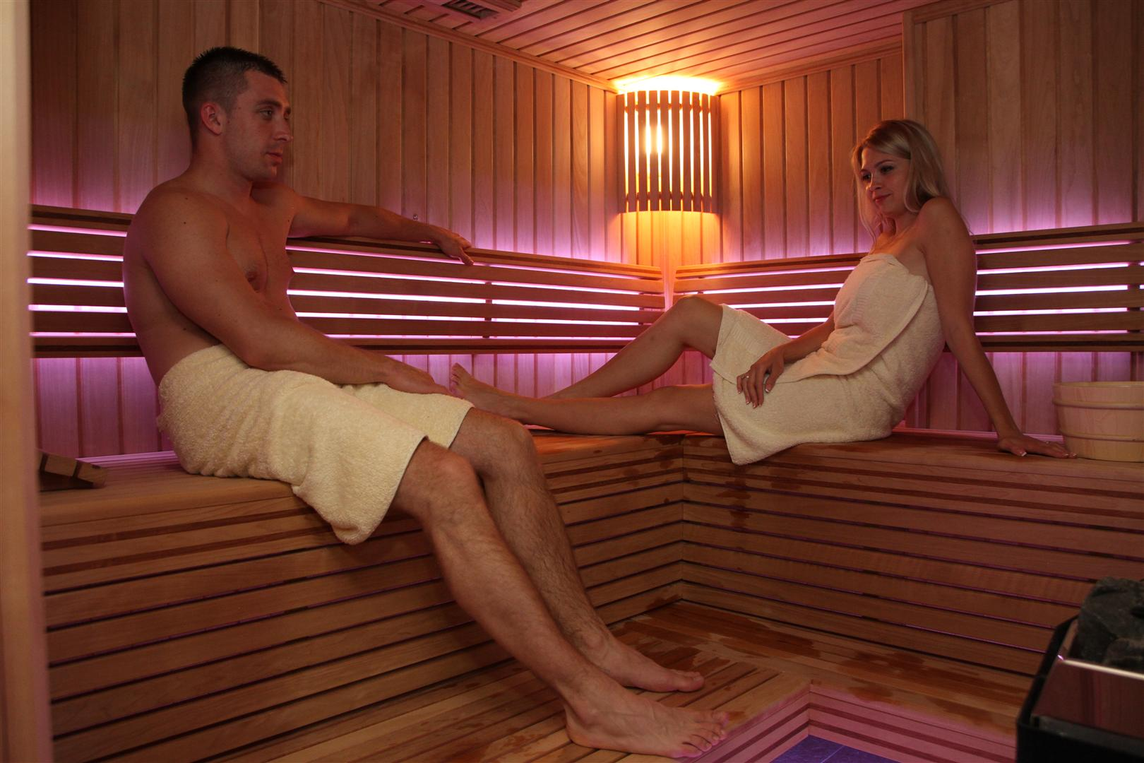 sauna-light
