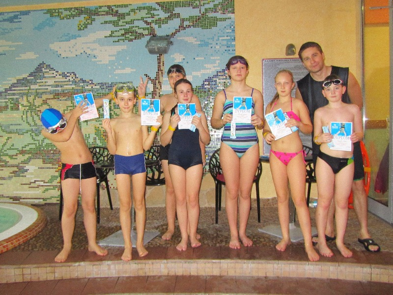 Kurs kontynuacji i doskonalenia pływania