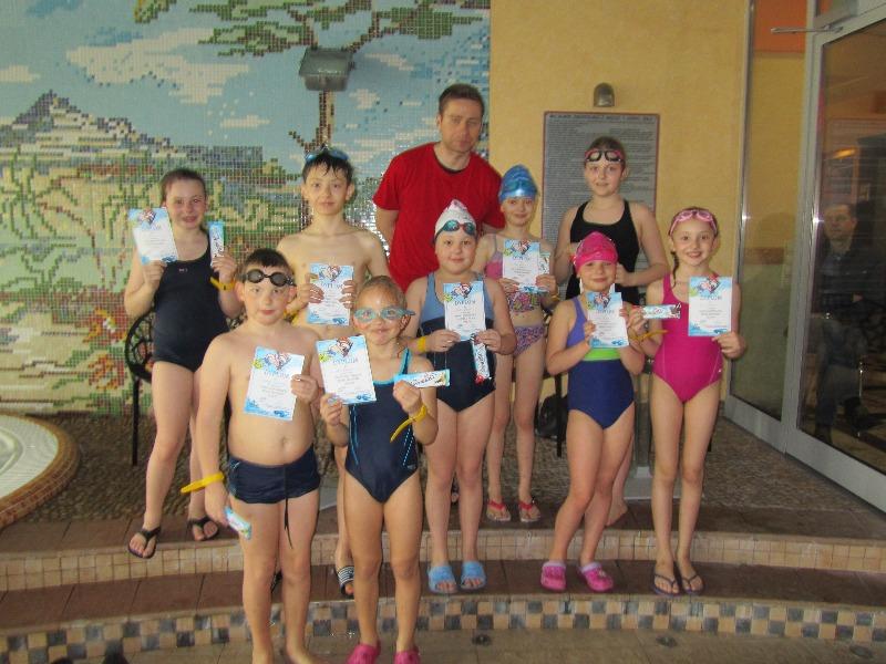 Kursy Kontynuacji Nauki pływania