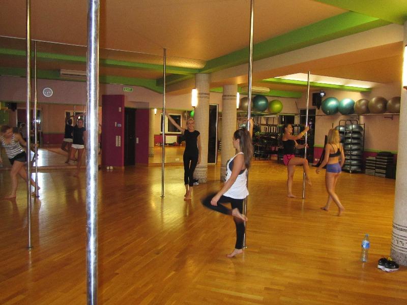 Pierwsze zajęcia Pole Dance z Anią P.