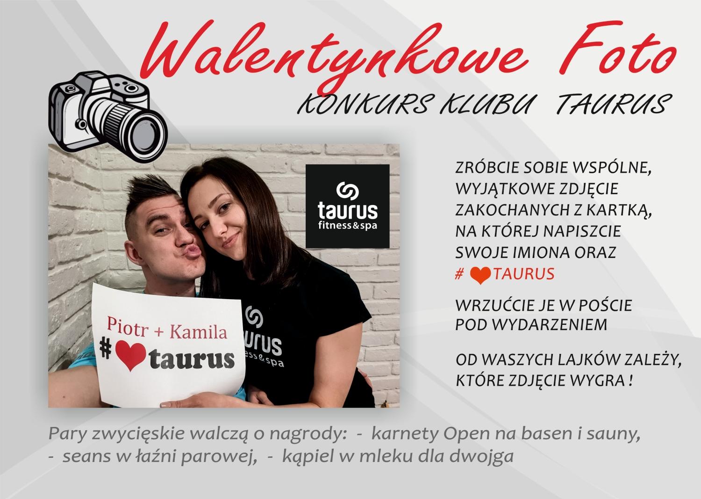 Walentynkowe Foto - konkurs  na FB !