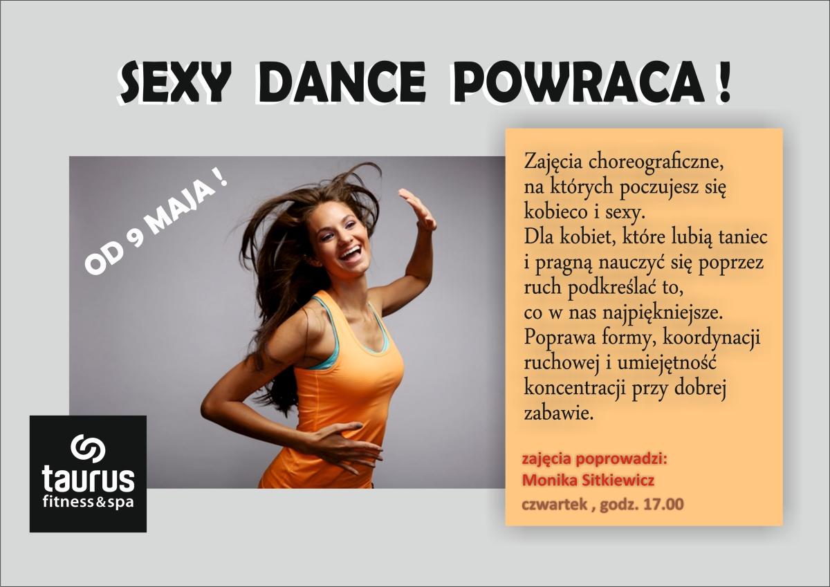 Sexy Dance znowu w grafiku już od 9 maja !