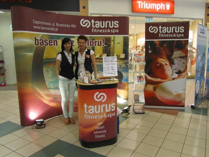 Promocja naszego klubu w Auchan