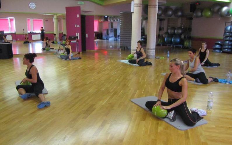 Szkolenie instruktorów zorganizowane przez Creative Professional Fitness