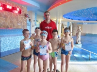 Zakończenie kursu Kontynuacja nauki pływania