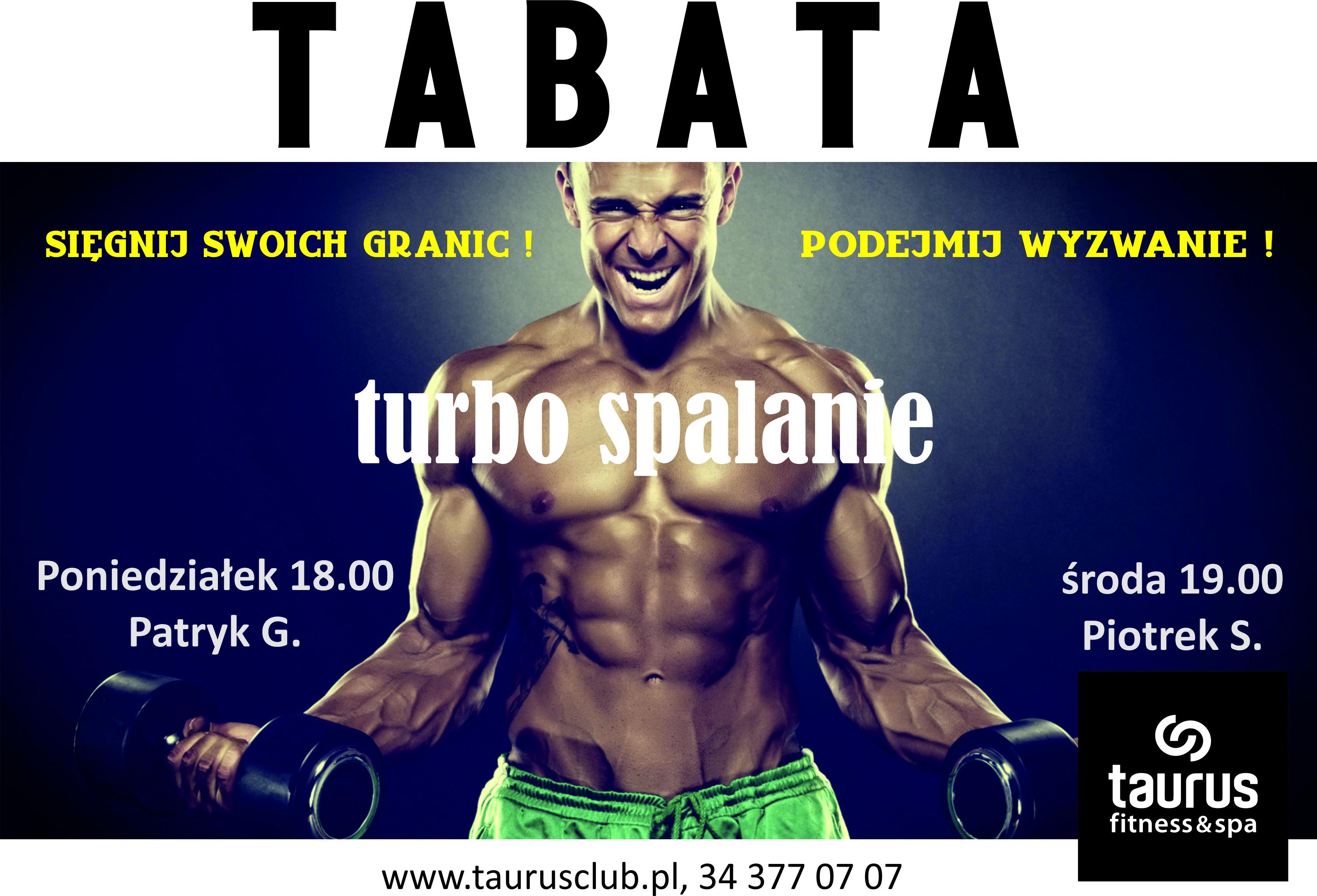 Poniedziałkowa Tabata