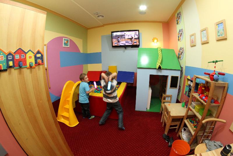 Pokój dzieci Taurusek