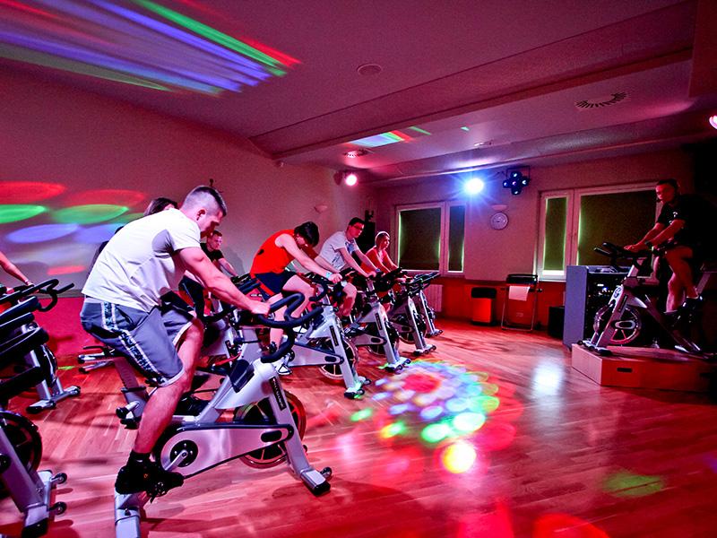 Rowery Indoor