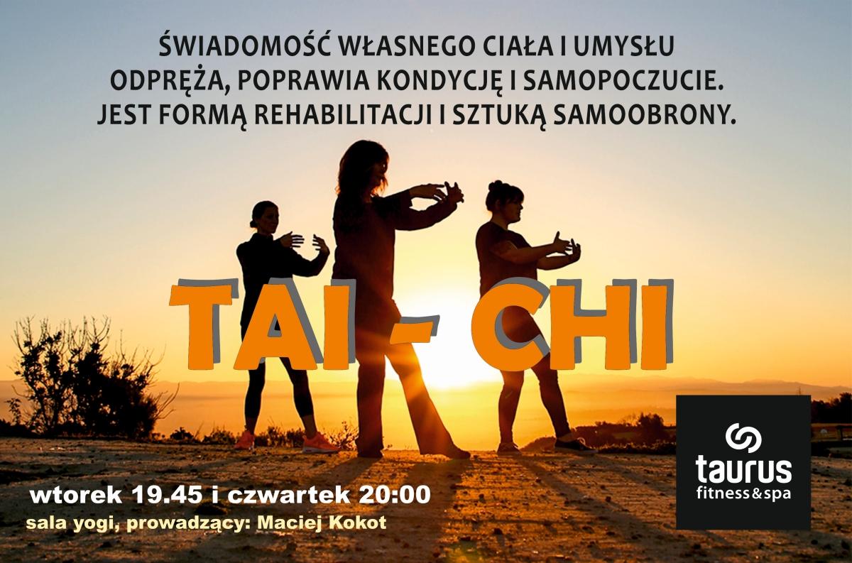 Dodatkowe zajęcia TAI CHI CHUAN