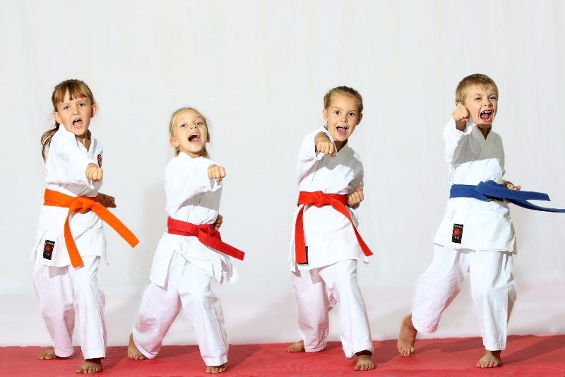 Taekwon-do dla dzieci