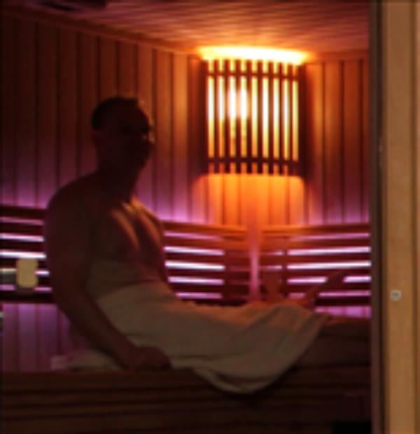 Sauna Infrared - podczerwień